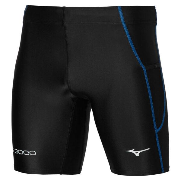 BG3000 Mid Tight / Black/Mykonos Blue / XXL