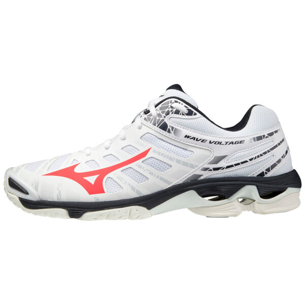 WAVE VOLTAGE / White/IgnitionRed/Salute / 44.0/9.5
