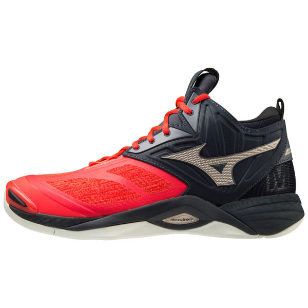 WAVE MOMENTUM 2 MID / IgnitionRed/Gold/Salute / 50.0/14.0