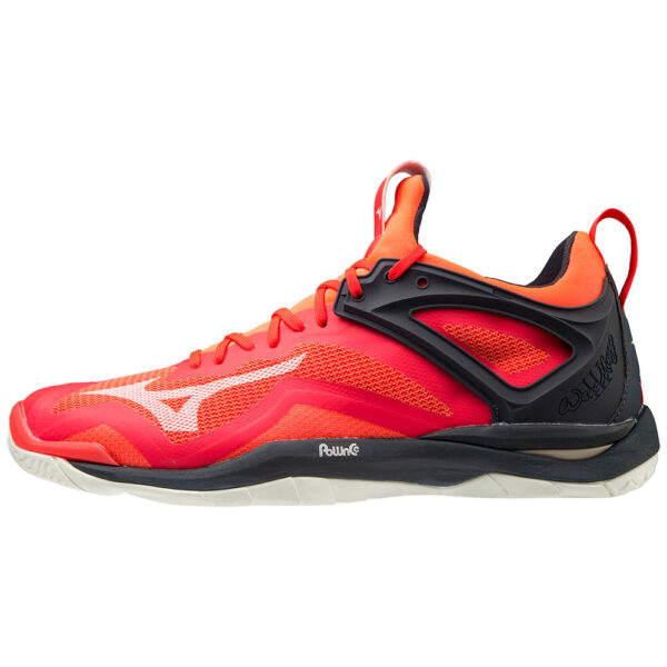WAVE MIRAGE 3 / IgnitionRed/White/Salute / 47.0/12.0