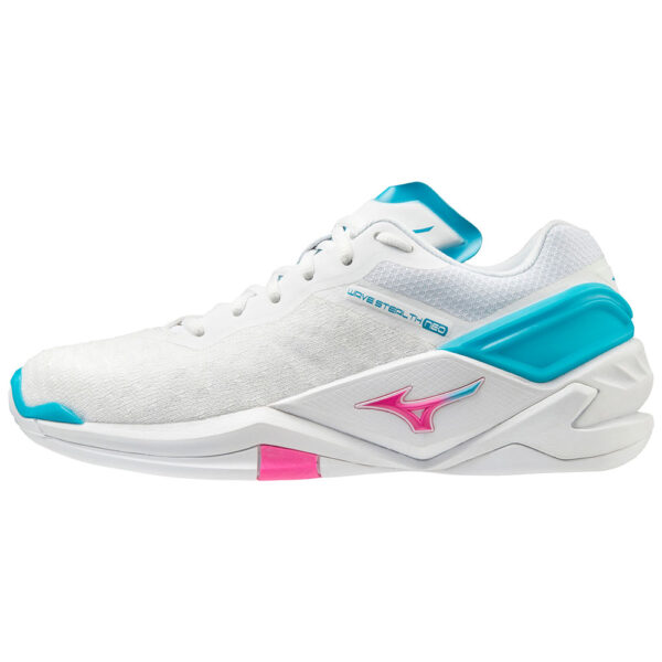 WAVE STEALTH NEO / White/PinkGlo/BlueAtoll / 42.0/8.0